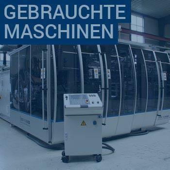 Gebrauchte Maschinen