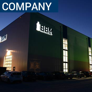 company Blau